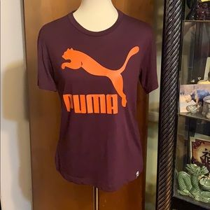 🔥2 for$20 PUMA TEE SIZE XS